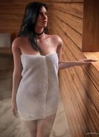 Yennefer after a steamin' hot bath. by kLuTT