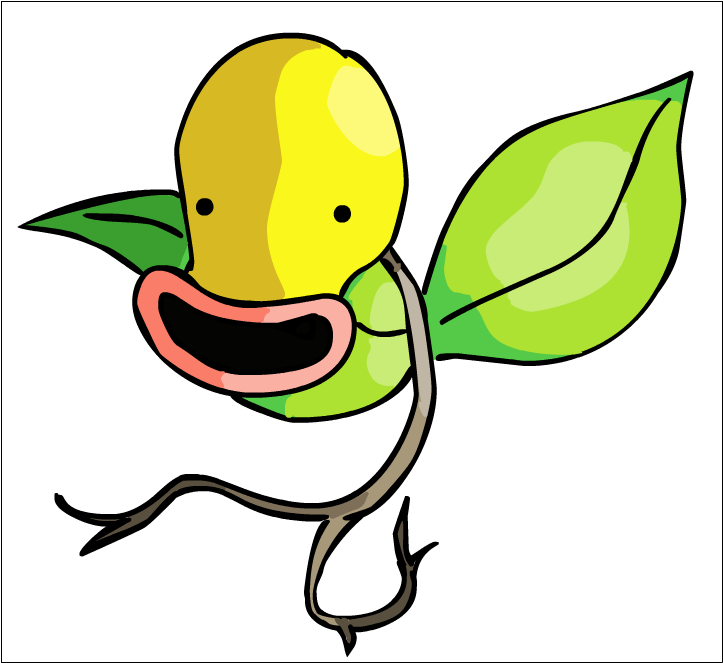 Bellsprout Images | Pokemon Images