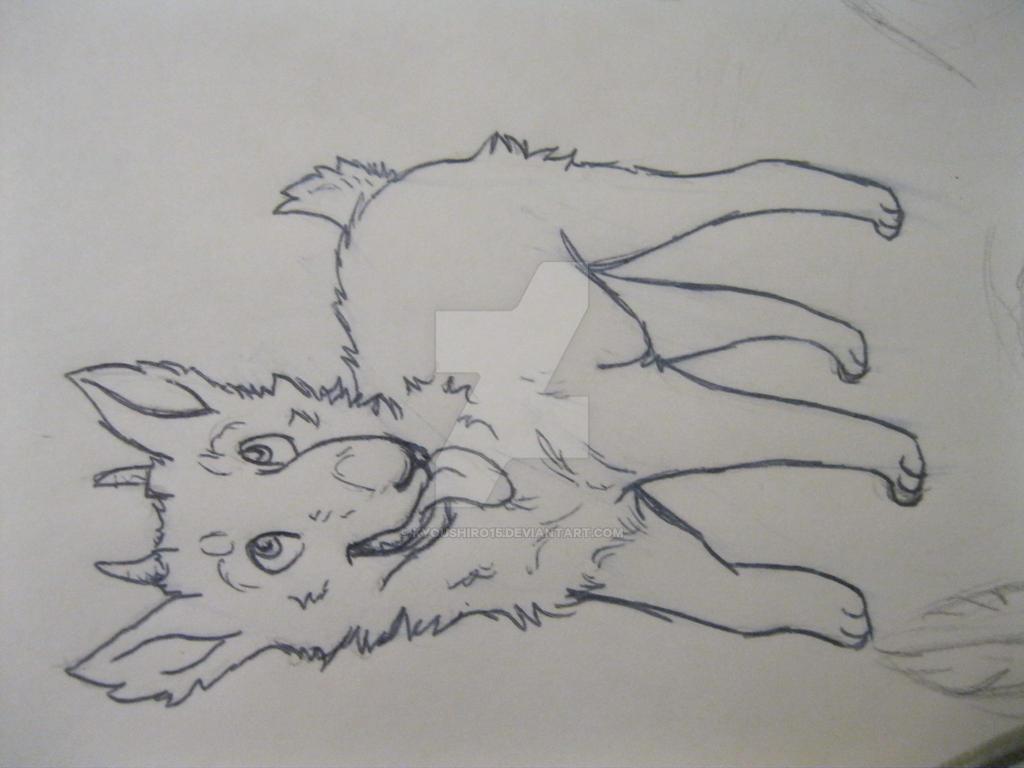 Goat/Wolf by Kyoushiro15