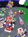My Tribute to Mario Kart DS
