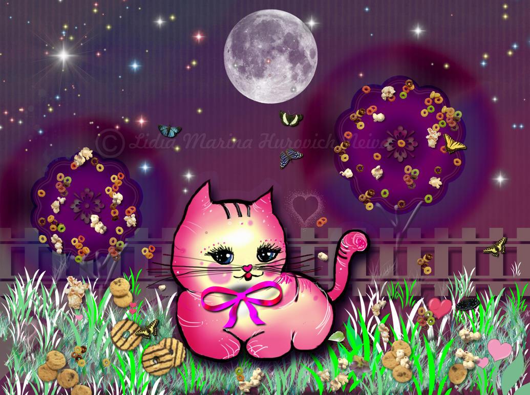 SWEET KITTY DREAM by LIDIAMARINA