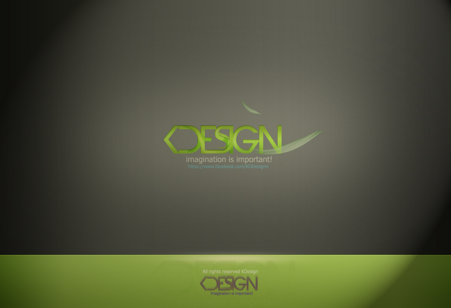 KDesign Logo by monaspire