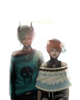 Demon boys
