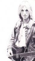 Tom Petty by Sportakook