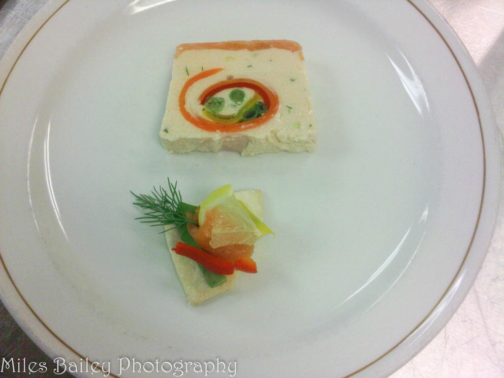 Terrine Recipes Salmon Salmon Mousse Terrine by