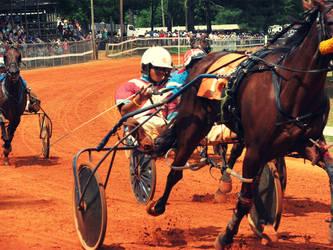 Chariot Racing by skylerskinner