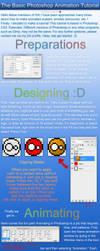Basic Sprite Animation Tutorial - Photoshop CS3 by skylerskinner