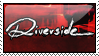 Riverside stamp by aoybi