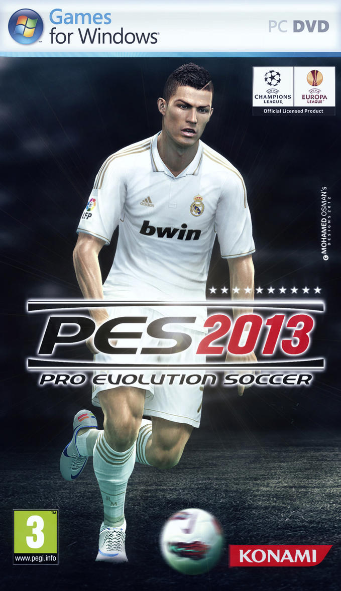 Image result for PES 2013 cover pc