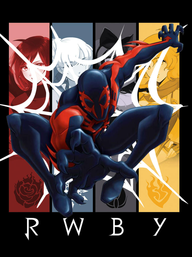 Spider-Man 2099: Webs of Remnant by EpicLinkSam