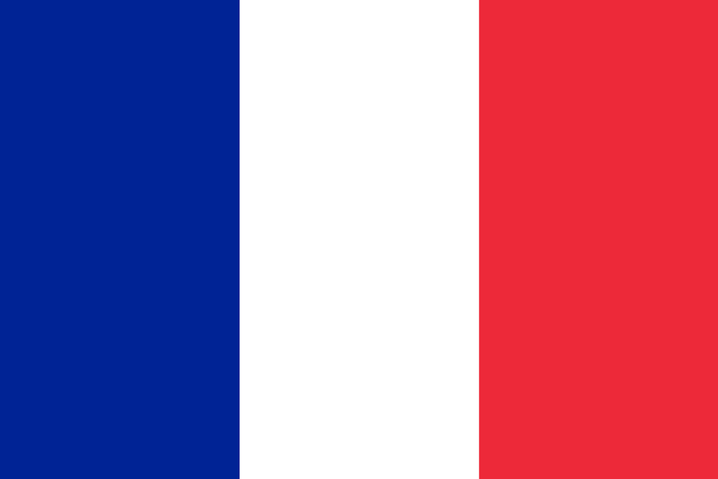 French Flag by EpicLinkSam