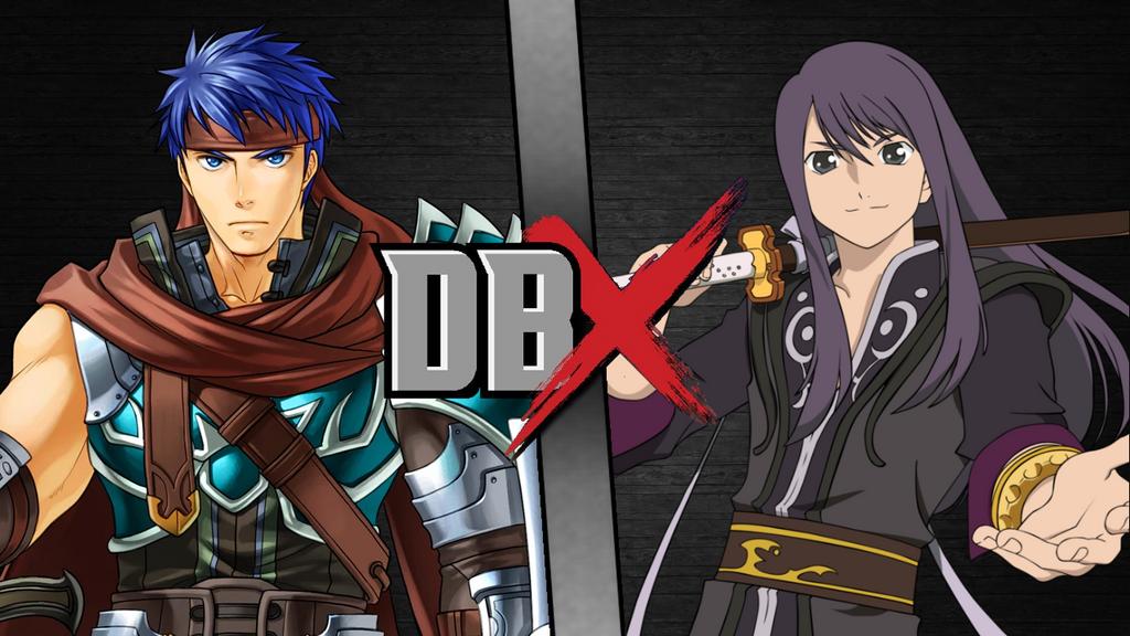 DBX Ike vs Yuri by EpicLinkSam