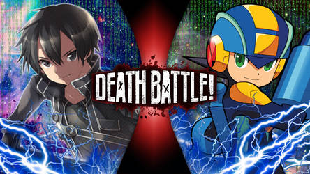 Kirito vs MegaMan.EXE! by EpicLinkSam
