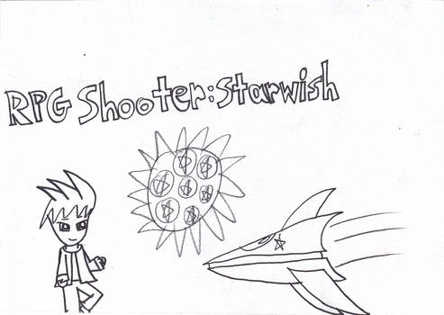 RPG shooter