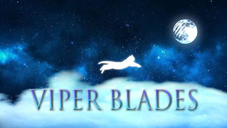 Viper blade Title Design
