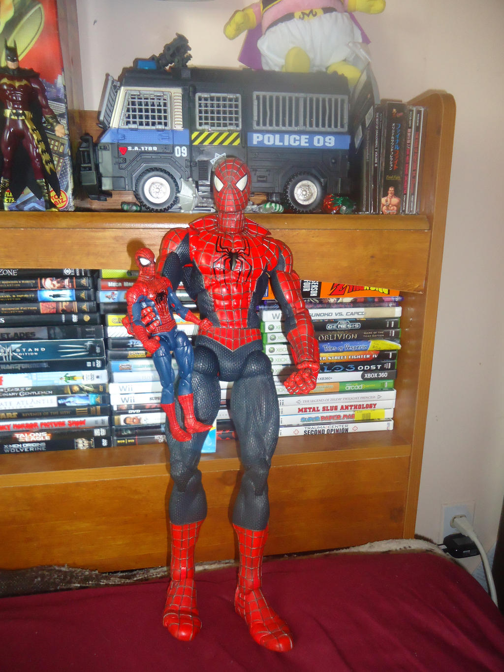 18 Inch Spider Man 2 Toy : Inch super poseable spiderman action figure by
