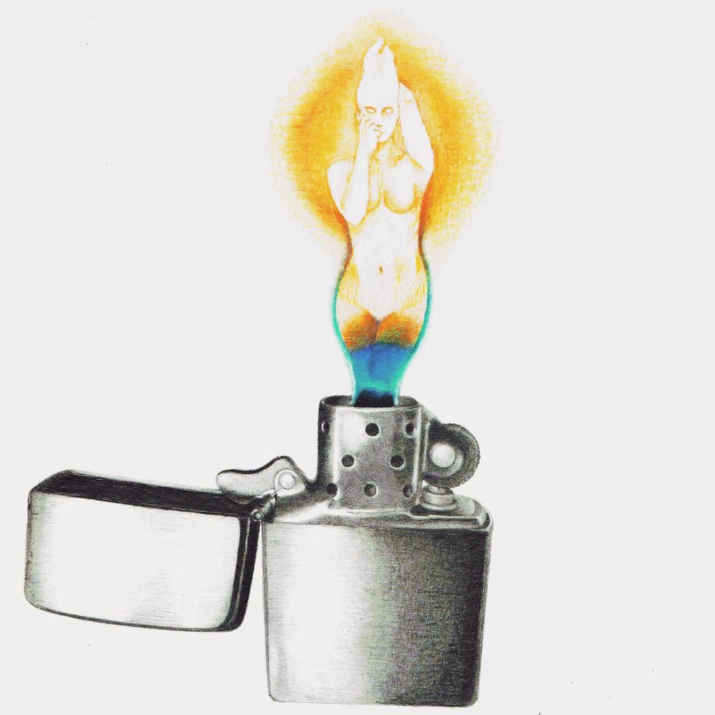 Lighter love by Nienova95