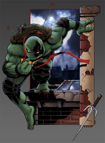 Raphael Defeat by TPollockJR