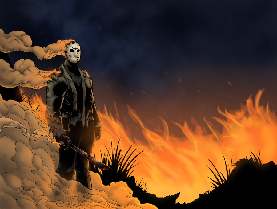 Jason Inferno by TPollockJR