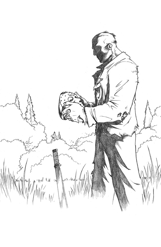 coloring pages of jason - photo#35