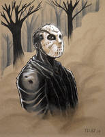 Mr. Voorhees from Camp Crystal Lake by TPollockJR