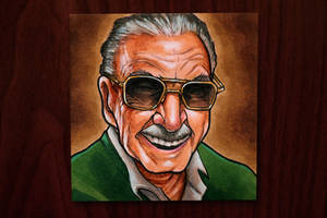 The Great, Stan Lee by TPollockJR
