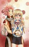 NaLu- Valentines Day
