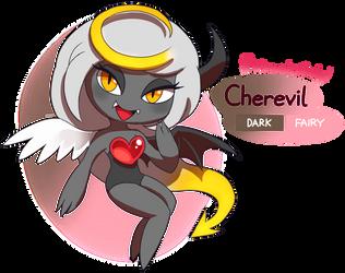 FAKEMON: Cherevil by Mast3r-Rainb0w