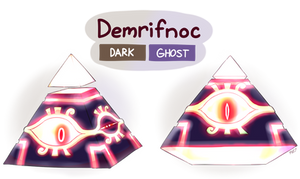 FAKEMON: Demrifnoc