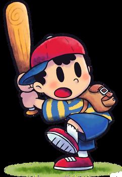 ''Mario+Luigi'' RPG Style: Ness