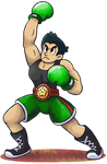 'Mario+Luigi'' RPG Style: Little Mac (Punch Out!!)