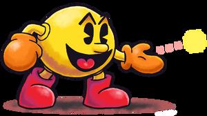 'Mario+Luigi'' RPG Style: PAC-MAN