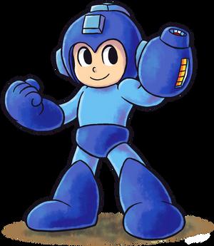 ''Mario+Luigi'' RPG Style: Mega Man