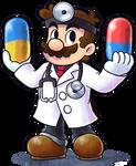 ''Mario+Luigi'' RPG Style: Dr. Mario