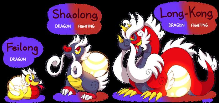 FAKEMON: Feilong, Shaolong, Long-Kong [UPDATED]