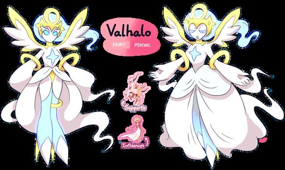 FAKEMON: Valhalo