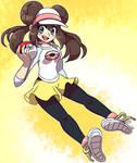 Rosa (aka Mei) from Pokemon