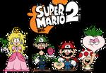 ''LOUD HOUSE'' Style: Super Mario Bros. 2!