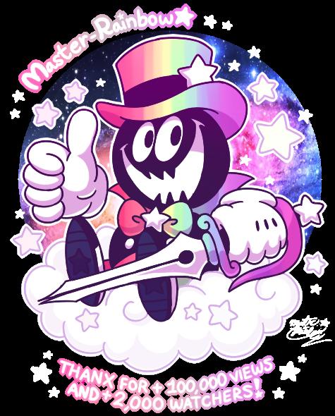 Master-Rainbow's Profile Picture