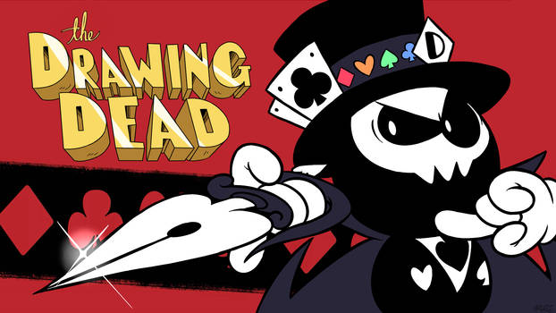 Maestro is 'The Drawing Dead' [TLH's ACE SAVVY]