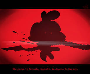 Welcome to Smash, Isabelle. Welcome to Smash. by Mast3r-Rainb0w