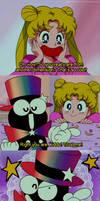 TOTALLY LEGIT Deleted Scene from Sailor Moon. NOT!