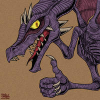 Ridley's Seal of Approval by Mast3r-Rainb0w