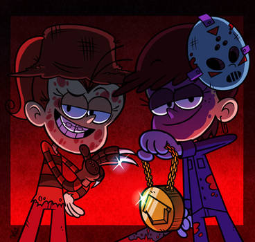 [MM] 'LOUD HOUSE' Art: Luan Krueger+Luna Voorhees