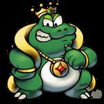'Mario and Luigi' RPG Style: Wart (Superstar Saga)