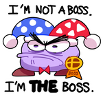 Marx is THE Boss (R.I.P.)