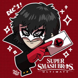 Joker from Persona 5 comes to SMASH BROS