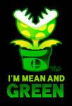 #Plantgang MEAN N' GREEN Piranha Plant 2.0! (SSBU)