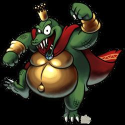 [C] 'M+L' RPG Style: King K. Rool (Superstar Saga) by Mast3r-Rainb0w
