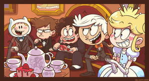 [C] 'MY' Style: A Fancy 2010s Toon Crossover Party